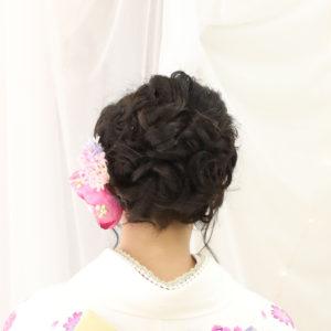 成人式の可愛い髪型特集
