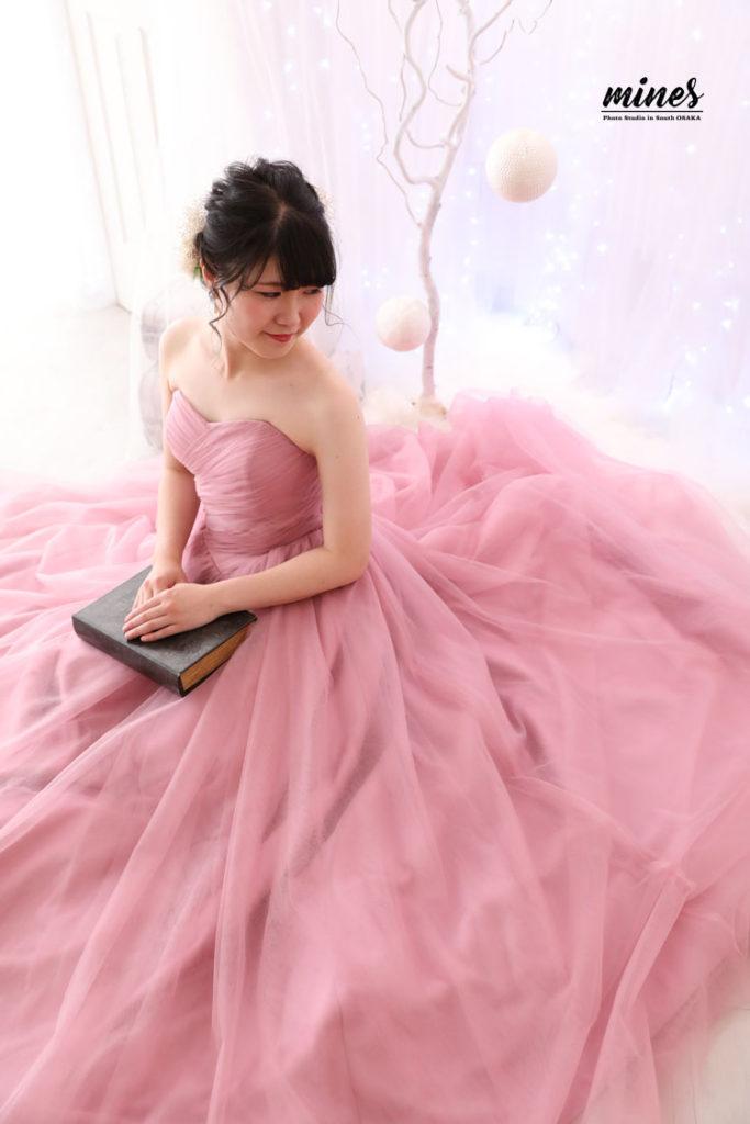 ドレス成人式