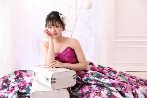 2021年泉佐野で前撮りドレス撮影