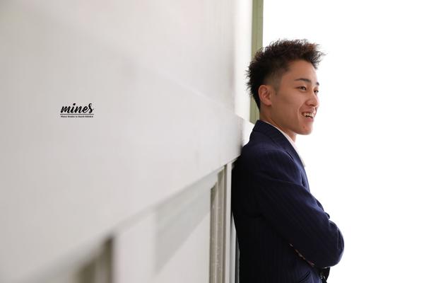 成人式スーツ撮影泉佐野店
